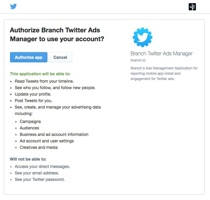 Twitter Ads App Install Measurement